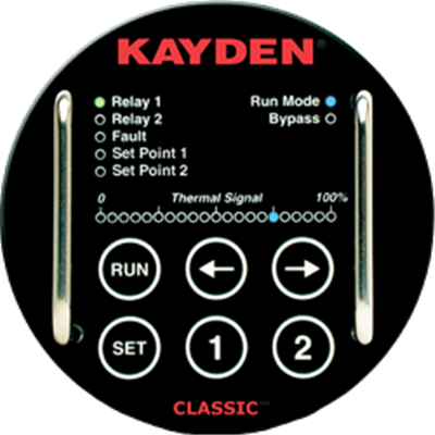 KAYDEN CLASSIC 800 Series Thermal Switch/Transmitter Electronics Module